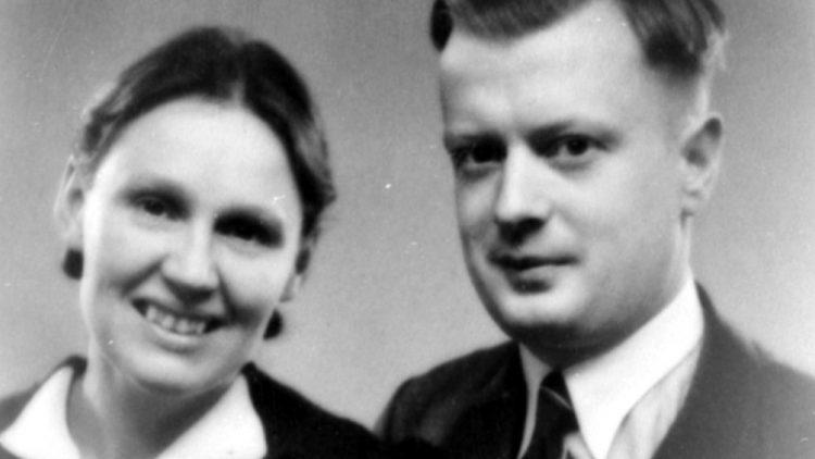 Harald und Dorothee Poelchau, um 1930