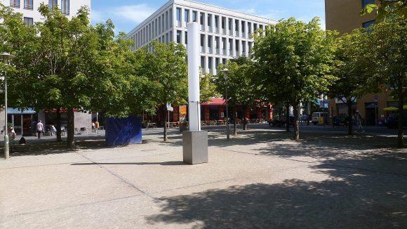 Helle Mitte, Fritz-Lang-Platz
