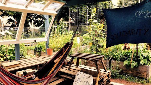 We love: Der Urban Garden Himmelbeet in Wedding ist nur eines von vielen lauschigen Plätzchen.