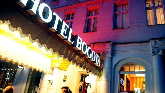 Vergangene Pracht. 2013 wurde das legendäre Hotel mit seinem charakteristischen Baldachin geschlossen, das Inventar versteigert.