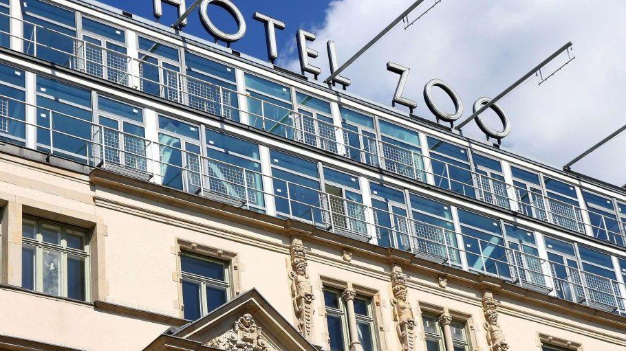 Fünf-Sterne-Gefühl. Das modernisierte Hotel Zoo wird formal nicht zur Luxuskategorie gehören, aber ähnlich anspruchsvoll gestaltet.