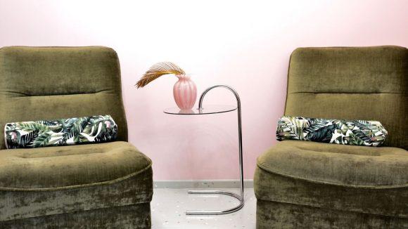 Im angrenzenden Florida Raum gibt's wechselnde Themen und Pop-up-Shops. ©Palm Studio