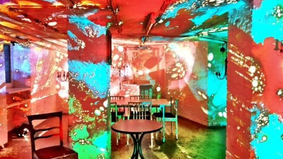 In Ekunas Kitchen gibt's einen Partykeller, der für Events gemietet werden kann.©Gerlinde Jänicke