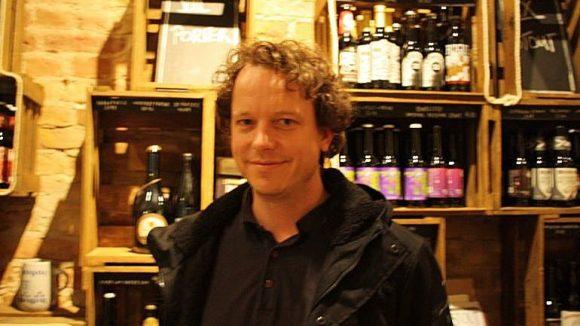 In Geschäftsgründer Holger steckt viel Bierliebe.
