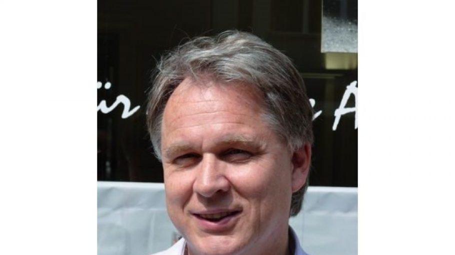 Jörg Spötter vom Institut für digitale Aufbereitung.