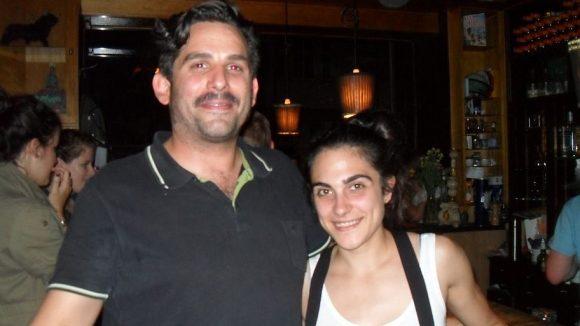 Josep und Ingrid vom Gastón.