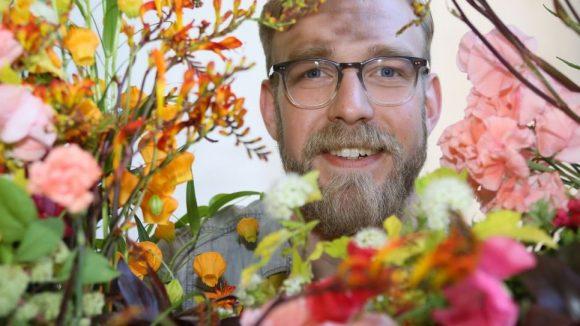 Bei der WM vertritt Jürgen Herold Deutschlands Floristenelite. Was er sich für die Veranstaltung überlegt hat, kann man ab 11. Juni nachvollziehen.