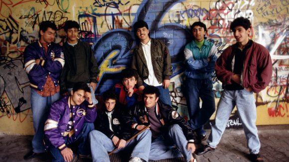 Jugendgang 36 Boys vom Kottbusser Tor