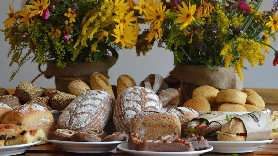 Die glutenfreien Backwaren der Bäckerei Jute sehen nicht nur schmackhaft aus, sie sind es auch!