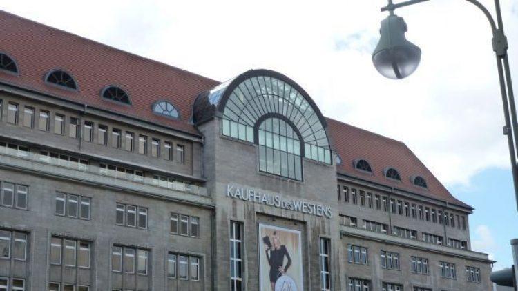 Das KaDeWe in der Tauentzienstraße ist ein Besuchermagnet.