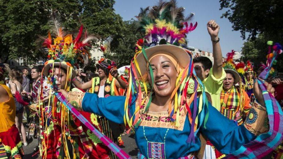 Im nächsten Jahr findet der Karneval der Kulturen zum 21. Mal statt. Ob es 2017 ein Schnapszahl-Jubiläum zu feiern gibt, ist noch offen.