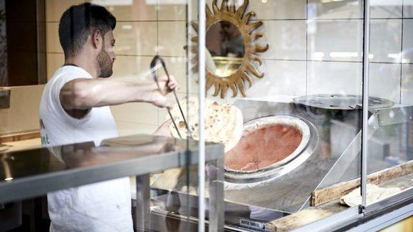 Köstlichkeiten aus der orientalischen Küche gibt's im Lasan.
