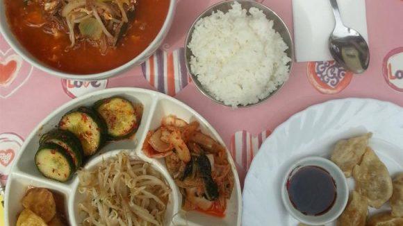 Koreanisches Essen ©Weddingweiser