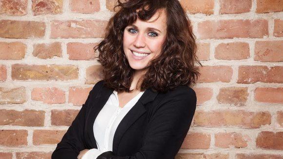 Lea Vogel coacht in Berlin zu den Themen Akzeptanz, Bewusstsein und Potenzialentfaltung. ©Promo