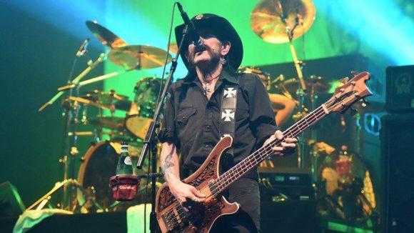 Lemmy Kilmister von Motörhead rockt noch immer!
