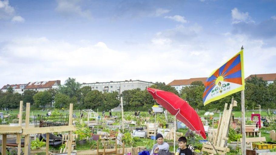 Das Berlin-Festival für Architektur und urbane Gestaltunghat ein üppiges Programm und unterstützt so schöne Projekte wie Gemeinschaftsgärten.