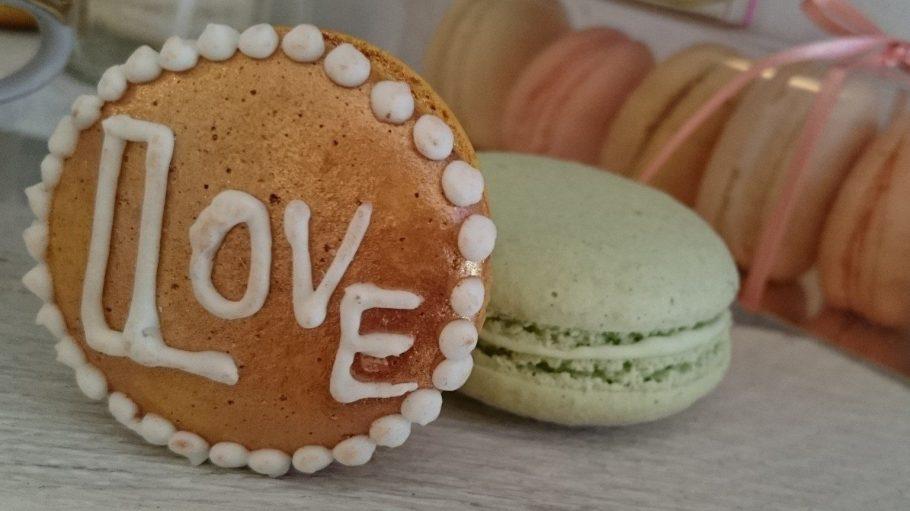 Naschwerk zum Verlieben: Macarons aus der Makrönchen Manufaktur.