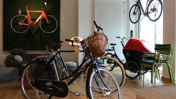 Mit diesen Rädern kannst du stylisch und nachhaltig durch Berlin cruisen.