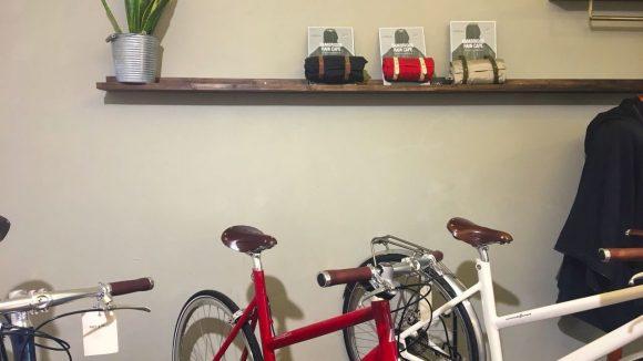 Neben den Rädern im Laden kann man auch selbst zusammengestellte kaufen.