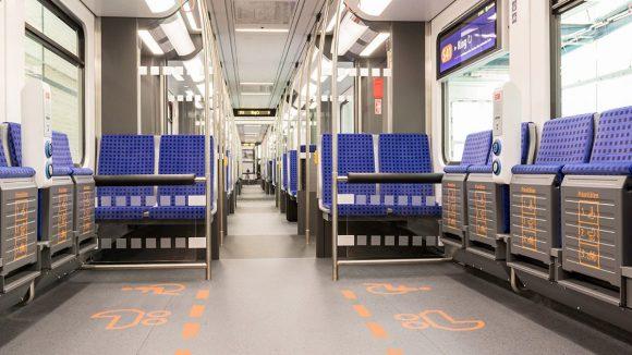 Neu, neuer, Mehrzweckabteil – die Prio ist geklärt! ©Deutsche Bahn AG/Neuhold