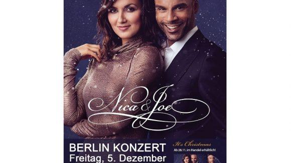Nica & Joe: Konzert in Berlin.