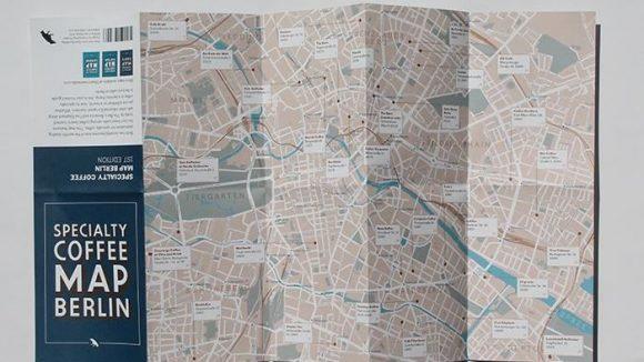 Nie wieder ohne gute Kaffee mit der Specialty Coffee Map Berlin.