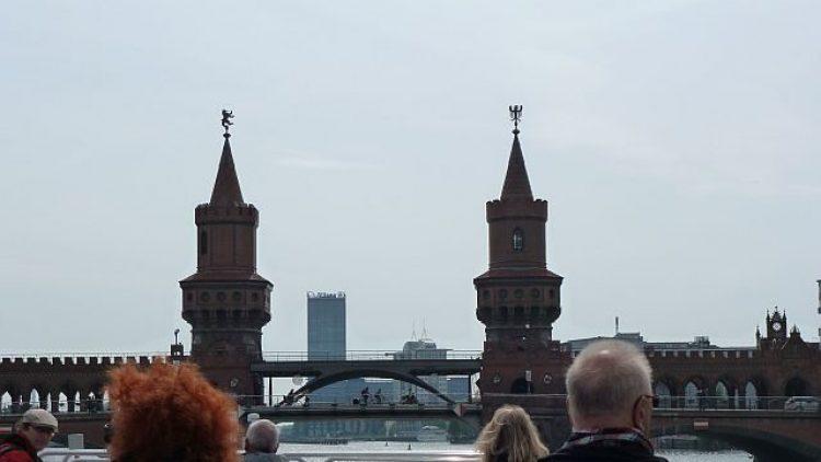 Die Oberbaumbrücke zwischen Kreuzberg und Friedrichshain ist nur der Anfang ...