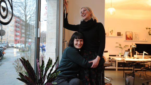 Ola Klöckner und Franziska Schetter sind die Gründer des KaDeTe.