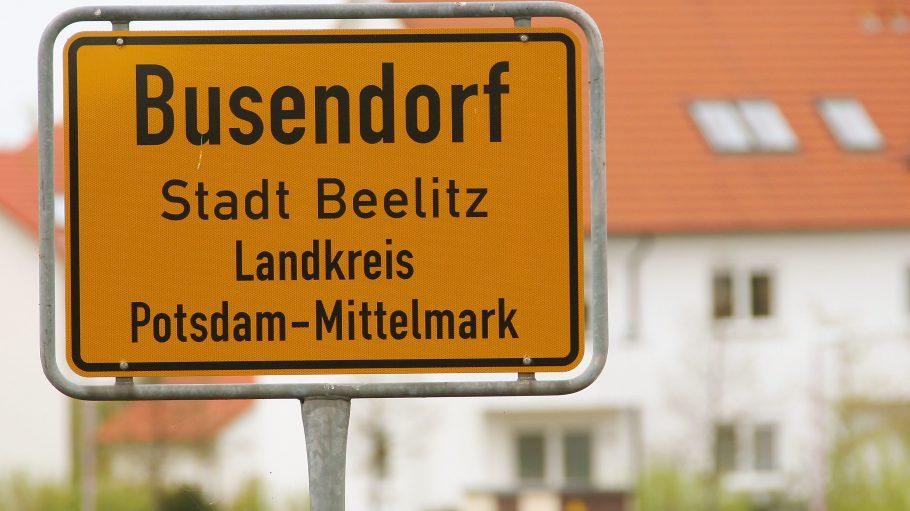 In Brandenburg warten viele kuriosen Ortsnamen darauf, entdeckt zu werden.