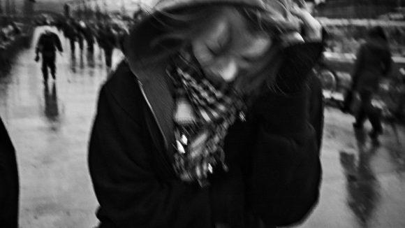 """Im Mai 2012 kam Paula nach Berlin: """"Ich habe Freiheit und ein besseres Leben gesucht"""". ©Fara Phoebe Zetzsche, Berlin, 2014"""