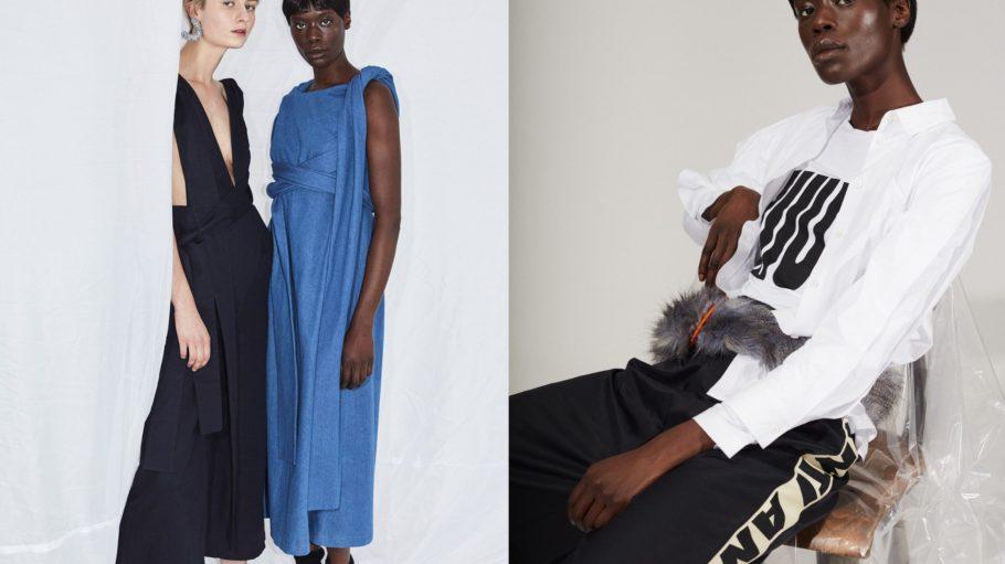 Streetwear für Frauen vom Label People Berlin gibt es jetzt in den Hackeschen Höfen zu kaufen.