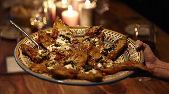 Persische Köstlichkeiten.
