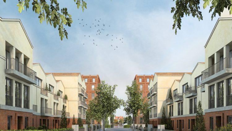 Neue Häuser, neue Straßen und das alles in unmittelbarer Nähe zum Spreeufer und zur Altstadt Köpenick. Spindlersfeld bekommt seine eigene Wasserstadt der Superlative.
