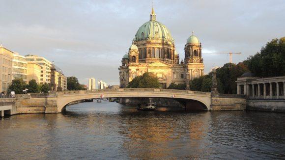 Platz 11: Berliner Dom von Julia Schneiders.