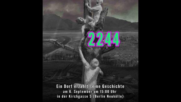 Rixdorf Saga Plakat