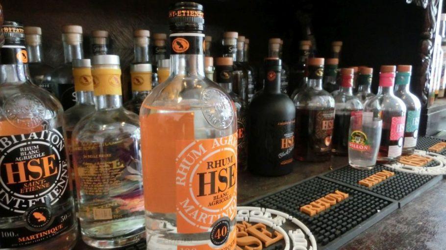 Rum agricole aus Martinique ist eine weltweite Seltenheit und von außerordentlicher Qualität.
