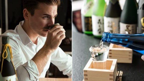 Sake-Kenner: Maximilian Fritzsch