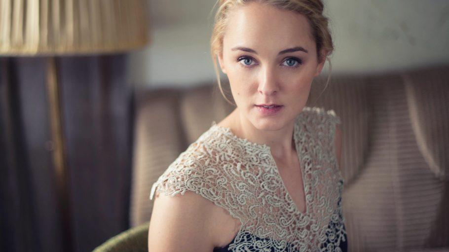 Schönheit à la Shakespeare: Am liebsten würde Anne-Catrin Märzke einmal eine historische Figur aus dem Elisabethanischen Zeitalter spielen.