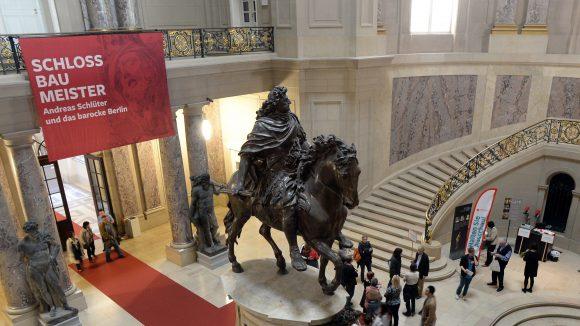 "Das Bode-Museum zeigt die Ausstellung ""Schloss Bau Meister"" - der Blog ""Berlin ab 50"" war da."