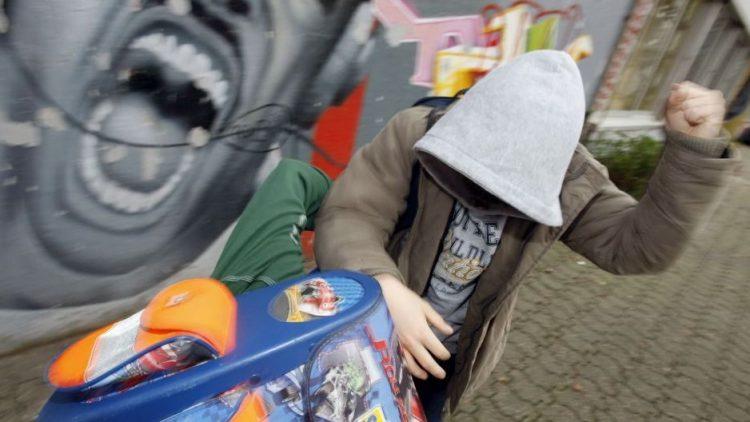 Die Gewalt bei den 8- bis 14-Jährigen ist besonders in Marzahn-Hellersdorf am größten.