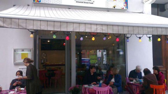 Die neue Anlaufstelle für alle, die in der City West frisches Street Food suchen.