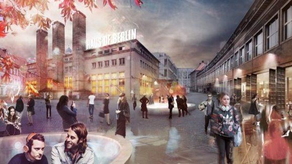So soll das Haus of Berlin am Molkenmarkt aussehen, wenn es einmal fertig ist. ©uno / tomasell-vs