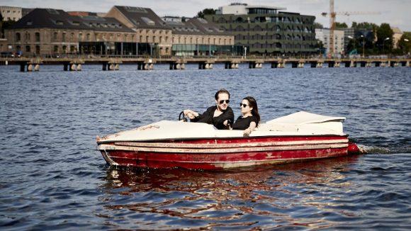 Sonst sieht man Timo auch gerne im Kanu. Die letzte Spritztour fiel wegen Regen aus. ©Ralph Penno