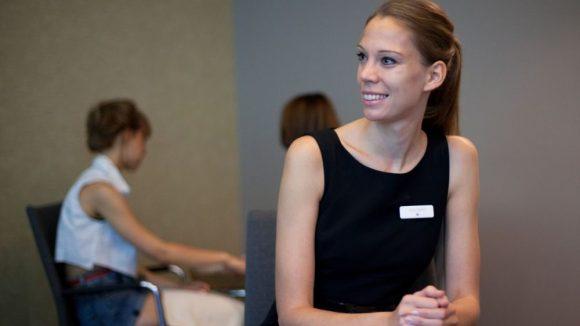 Spa-Managerin Antje Damith. (c)Promo