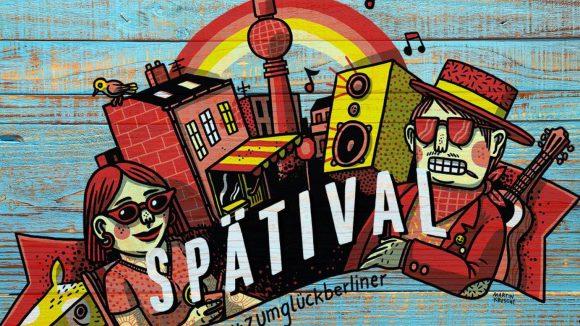 Das ist Berlin: Späti + Festival = Erstes Spätival in Kreuzberg.