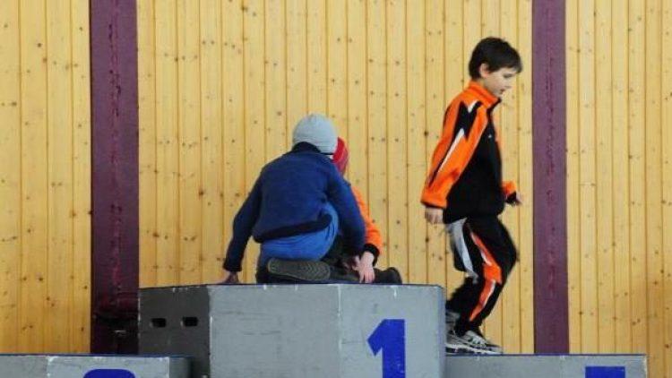 Im Sportforum Hohenschönhausen haben schon viele künftige Medaillengewinner trainiert.