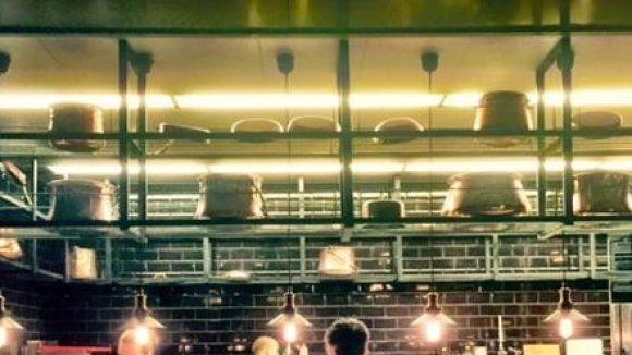 Steak-Küche im Hasir Beef Club des Hotels