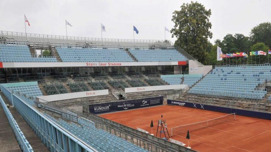 Steffi-Graf-Stadion LTTC Rot-Weiß