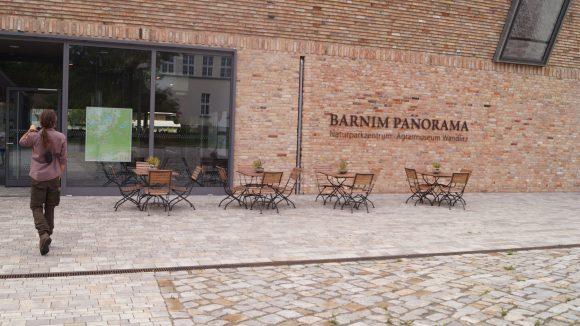 Stein auf Stein: Das Panorama Wandlitz ist auch ein Museum. ©Isabell Eberlein