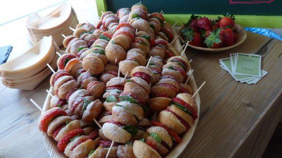 Streedfood inspiriert von der Berliner Küche. Ab sofort immer mittwochs im Arcotel.
